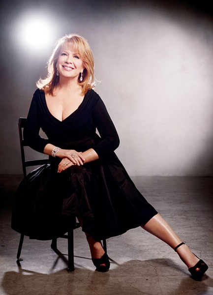 First Lady material: Vikki Carr - COURTESY PHOTO