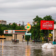 10 Photos And Videos Of The Recent Texas Floods