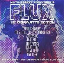 FLUX feat Spud Crowley and FreshtillDef x MoonDoctor
