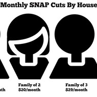 Food Stamp Cuts Threaten to Leave Many San Antonians Hungry