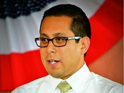 Former District 1 Councilman Diego Bernal - COURTESY