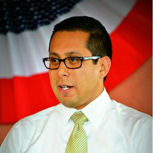 Former District 1 Councilman Diego Bernal - COURTESY