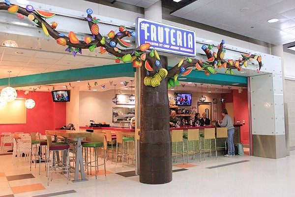 Frutería at the San Antonio International Airport - COURTESY
