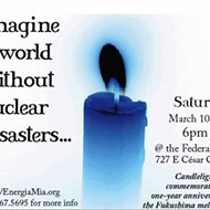 Fukushima disaster anniversary protest to rally for an end to nuclear power in San Antonio