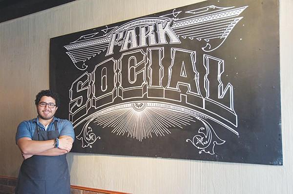 Get familiar with Park Social boss David Naylor - JESSICA ELIZARRARAS