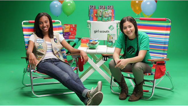 Look out for Girl Scouts — cookie season has begun! - COURTESY OF THE GIRL SCOUTS