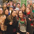 Girls' Pint Out Knocks Back Beer Stereotypes