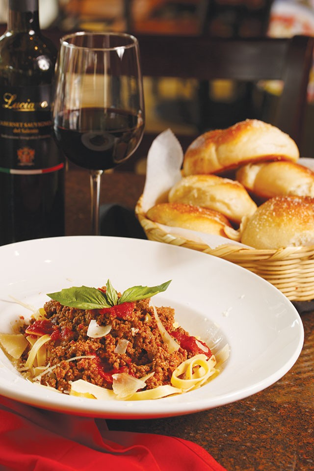 Give the Bolognese a shot - CASEY HOWELL