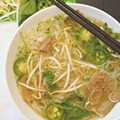 Lunchtime Snob: Pho Vy