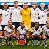 GOOOOOOAAAAALLL!!! The U.S. Women's National Soccer Team Coming to the Alamodome