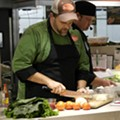 Green Continues Cooking Classes