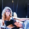 Talented Cast Scores in Playhouse's Sexy 'Venus in Fur'