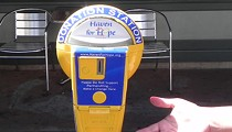 Haven for Hope & parking meter donation stations for San Antonio's homeless