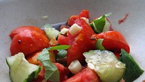 Healthy eating with basil (and recipes)