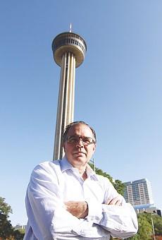 HemisFair Park Area Redevelopment Corporation CEO Andres Andujar