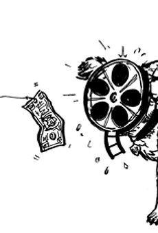 Here, movie movie