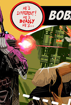 Heroes and Fantasies Debuts New Star Wars Comic Cover