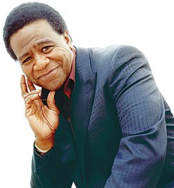 He's still got it: The Reverend Al Green