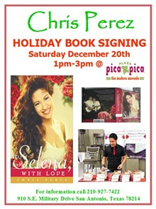 Holiday Book Signing!