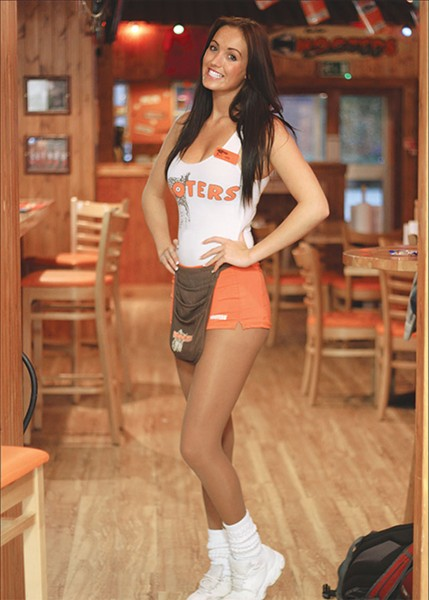Hooters - COURTESY PHOTO