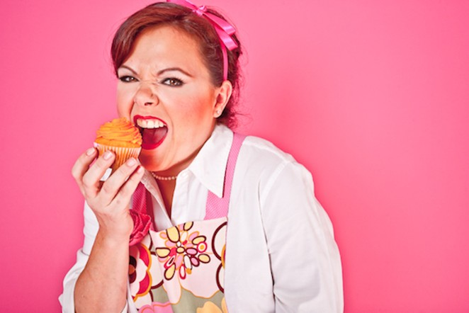 Becky Masson of Fluff Bake Bar and Bravo's Top Chef Just Desserts - COURTESY