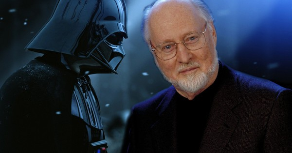 Iconic composer John Williams (and Darth Vader) - VIA MOVIEWEB