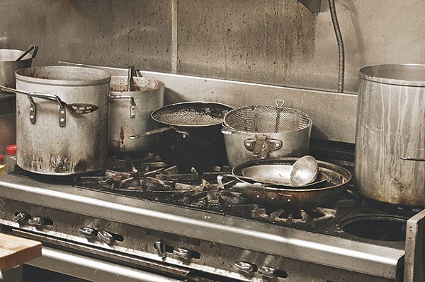 If the kitchen's a hot mess, imagine employee morale