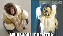 IKEA Monkey or Witte Mummy Monkey: Who wore it best?