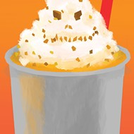 Corporate pumpkin pie shakes can't compete with seasonal, regional eats