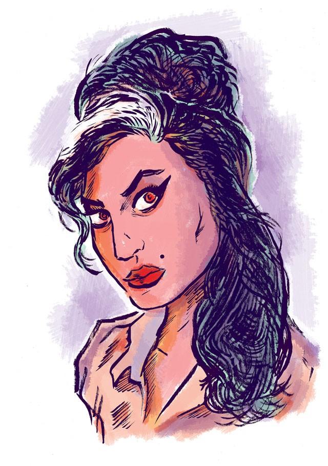 Illustration by Chuck Kerr