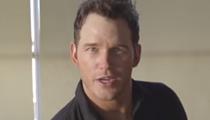 Hotness Alert: Chris Pratt Loves Fireball