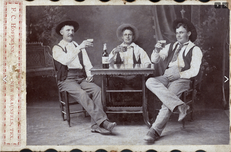The event will celebrate brews from back in the day and now - COURTESY SOPHIENBURG ARCHIVES