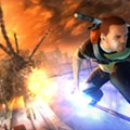 Infamous 2 ramps up the voltage and clears its predecessor