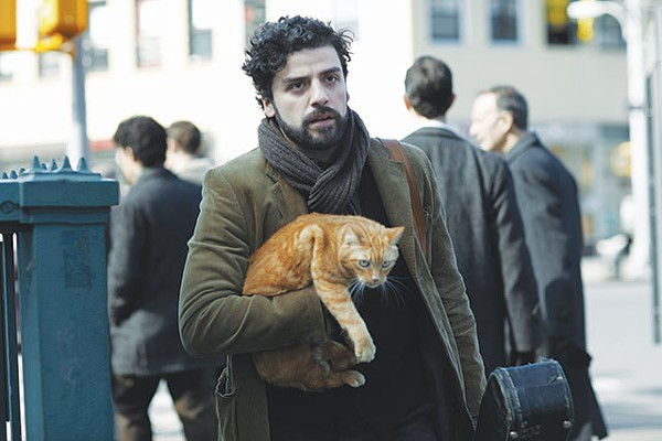 Inside Llewyn Davis' Oscar Isaac - COURTESY PHOTOS