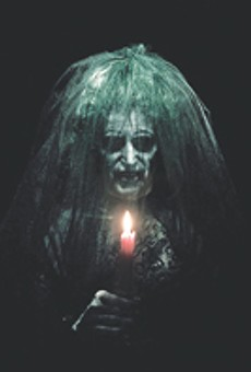 Insidious steals, borrows, and scares the hell out of you