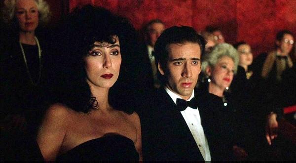 It's the movie that earned Cher an Oscar. - COURTESY