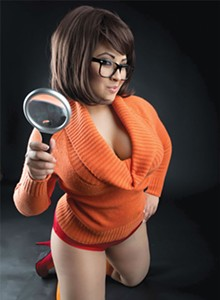 Ivy Doomkitty as Velma