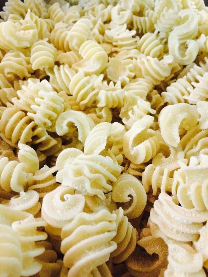 Fresh pasta, you guys! - TRE ENOTECA/FACEBOOK