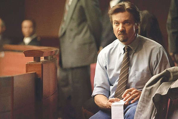 Jeremy Renner stars as Pulitzer Prize-winning journalist Gary Webb in Kill the Messenger - COURTESY PHOTO
