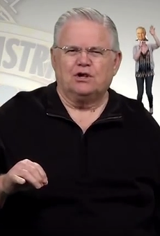 John Hagee has a warning for his followers.