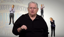 John Hagee Wants To Make Sure He's Getting Your Money