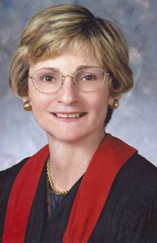 Judge Edith Jones is one of several conservatives on the Fifth Circuit Court of Appeals - COURTESY PHOTO