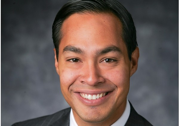 Secretary of Housing and Urban Development Julián Castro will appear as a guest on The Daily Show for the first time on Monday. - COURTESY