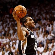 Kawhi Leonard Too Busy to Celebrate With NBA Championship Trophy
