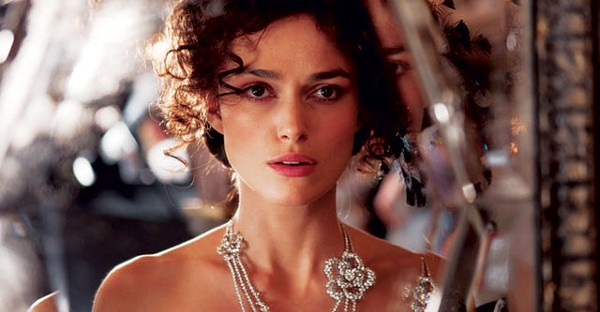 Keira Knightley gets period again in Anna Karenina. - COURTESY PHOTO