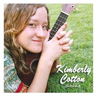 Kimberly Cotton: Shine