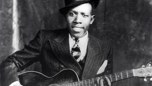King of the Delta Blues, Robert Johnson - COURTESY