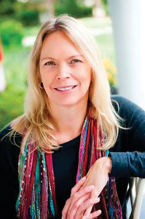 Kristen Iversen - COURTESY PHOTO