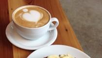 KSAT's Charles Gonzalez Opens Rosella Coffee Co.
