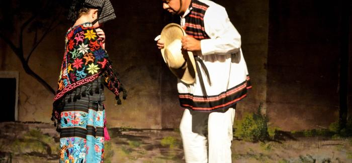 La Pastorela Folklorica at Guadalupe Theater. - COURTESY